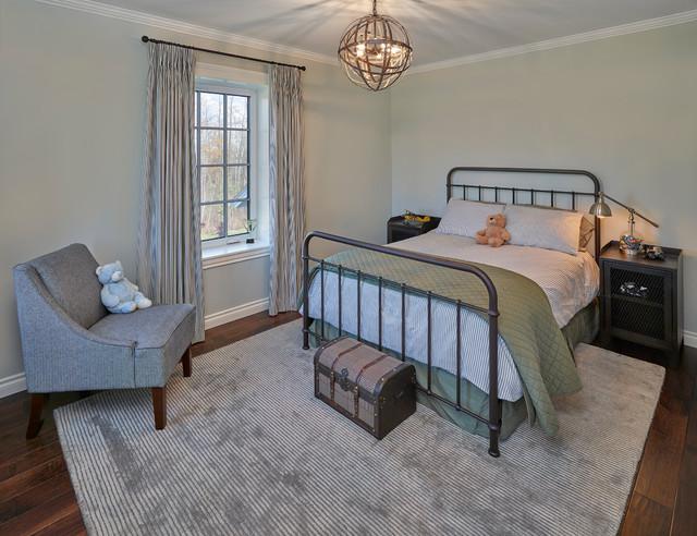 federal style residence klassisch schlafzimmer. Black Bedroom Furniture Sets. Home Design Ideas