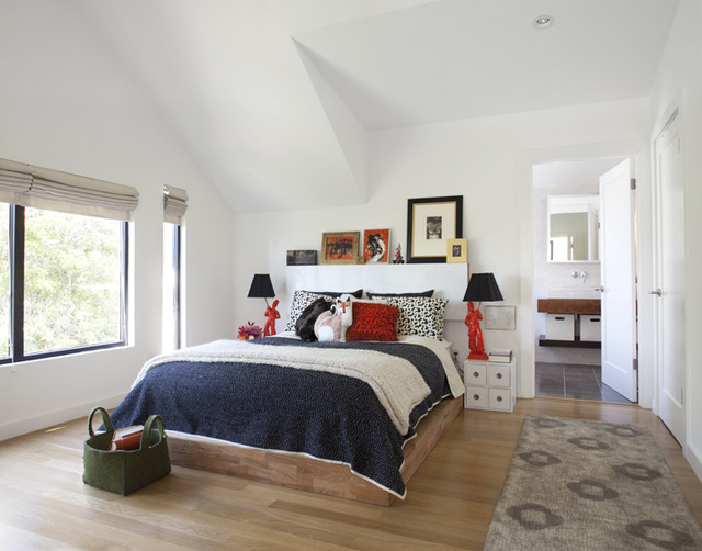 Feldman Architecture contemporary-bedroom