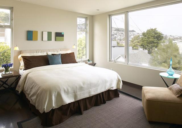 ideas to decorate a bedroom feldman architecture 18932 | modern bedroom