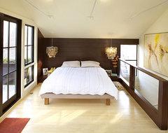 Feldman Architecture eclectic-bedroom