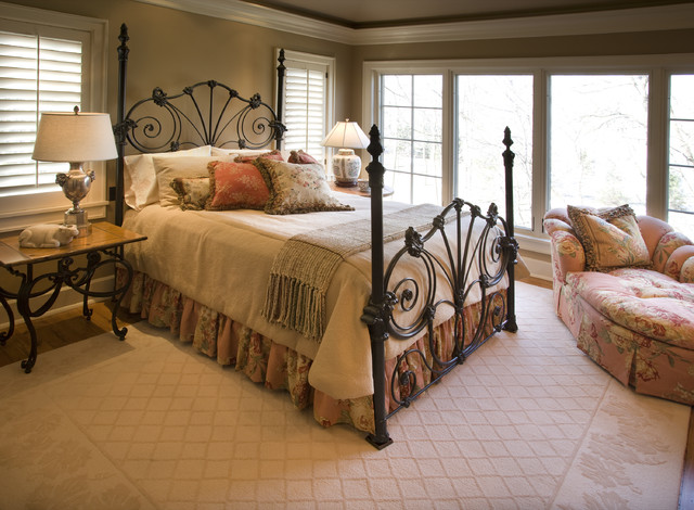 Ferndale Residence traditional bedroom