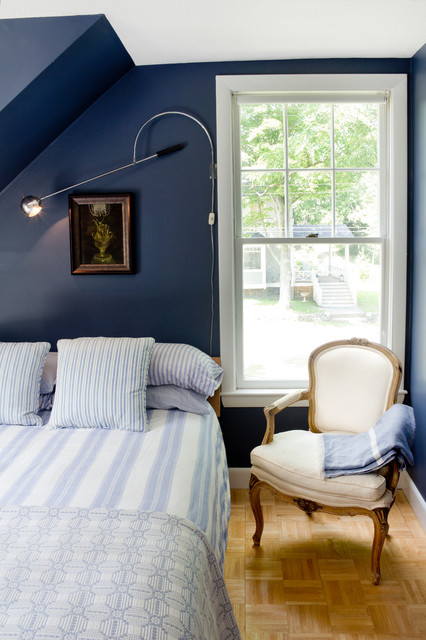 Ferry Rd beach-style-bedroom