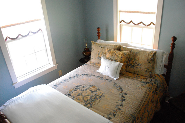 Fieldstone Hill farmhouse-bedroom