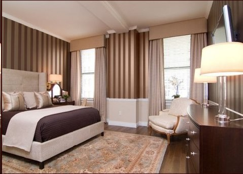 Fifth Ave Project transitional-bedroom