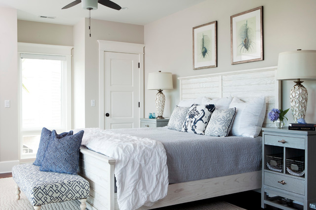 Figure 8 Island - Beach Style - Bedroom - wilmington - by ...
