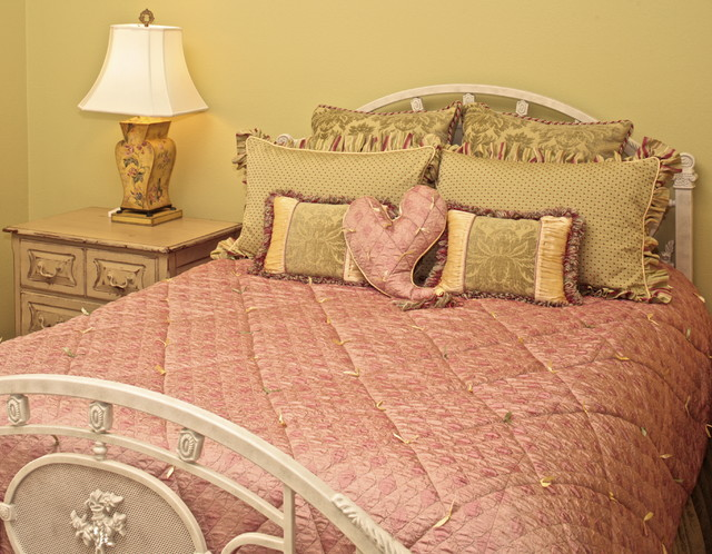 Finishing Touches traditional-bedroom