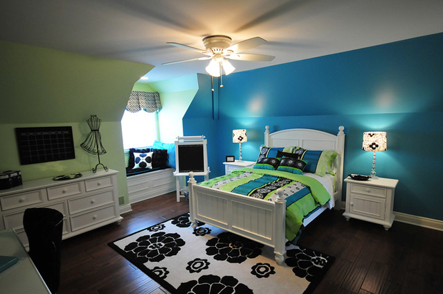 Finishing Touches Interiors By Deisgn, Inc. eclectic-bedroom
