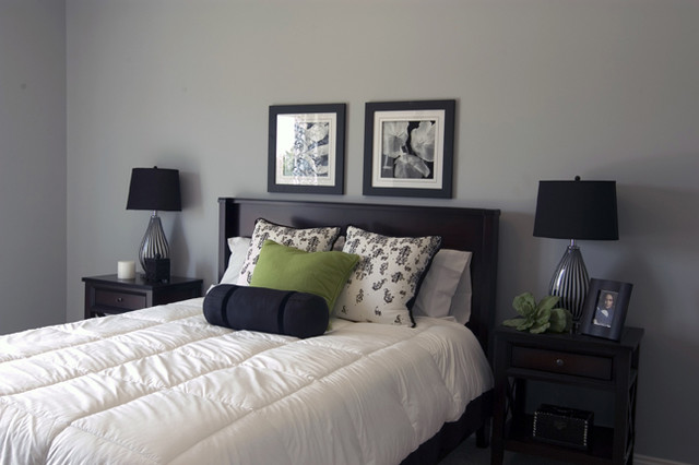 Finishishing Touches Interiors By Deisgn, Inc. modern-bedroom