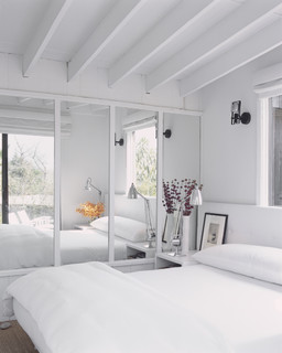 Fire Island Residence - Long Island modern bedroom