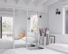 Fire Island Residence - Long Island modern-bedroom