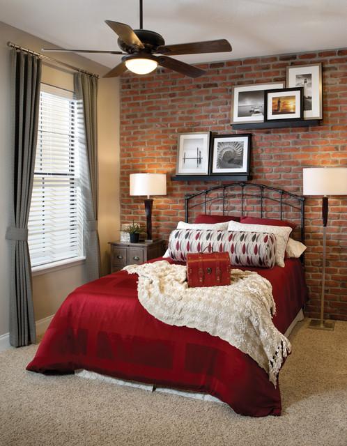 Firenza eclectic-bedroom
