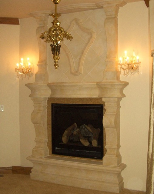 fireplace mantels bedroom other metro by world