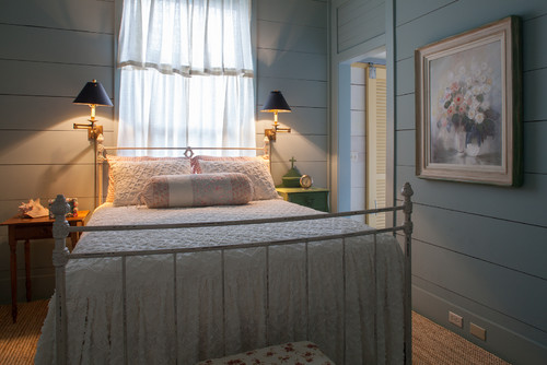 Photo credit: Beach Style Bedroom by Atlanta Architects & Building Designers Historical Concepts