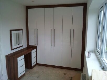Fitted Bedroom Furniture Modern Bedroom Manchester UK By JRB