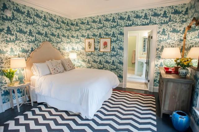 Flanagan farm portland maine country bedroom for 02 salon portland maine