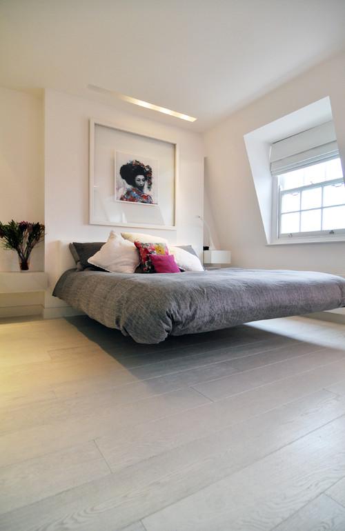 Contemporary Bedroom Design By London Interior Designer Kia Designs