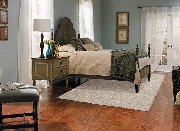 Traditional Bedroom Carpet : Flooring