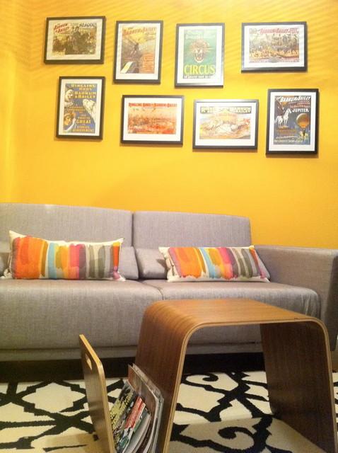 Florida bachelorette getaway contemporary bedroom for Bachelorette bedroom ideas