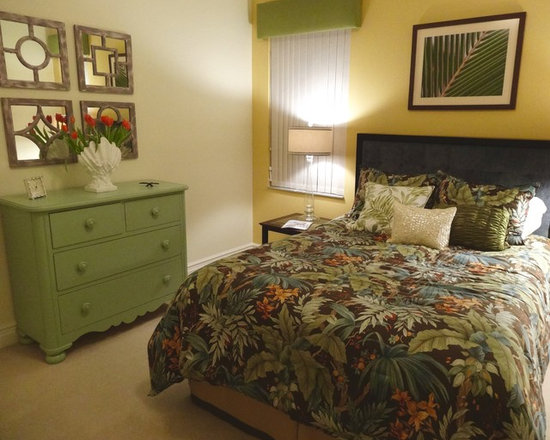 Transitional Tommy Bahama Bedroom Home Design Photos