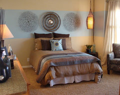 Fluff Your Stuff Interior Design and Decorating Omaha contemporary bedroom
