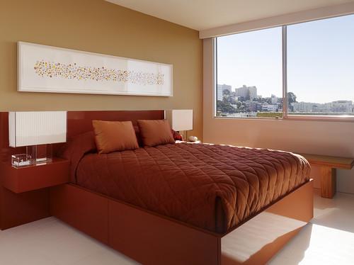 اتاق خواب مدرن،طراحی اتاق خواب،چیدمان اطاق خواب