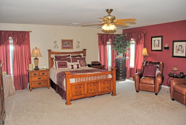 For Sale traditional-bedroom
