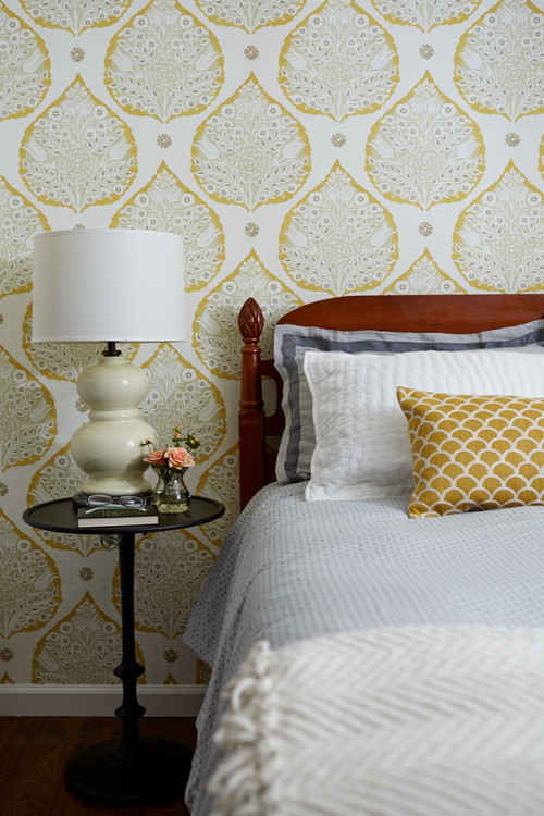 Superb Neutral Spaces Can Sometimes Appear Bare. Removable Wallpaper Is A Quick  Way To Add Warmth And Complete A Room.