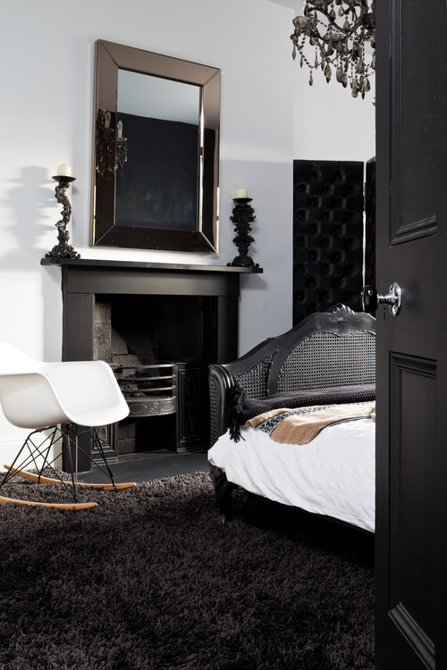 Paint it Black! - Black Painted Rooms