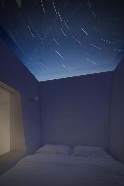 Four Eyes House - Coachella Valley modern-bedroom