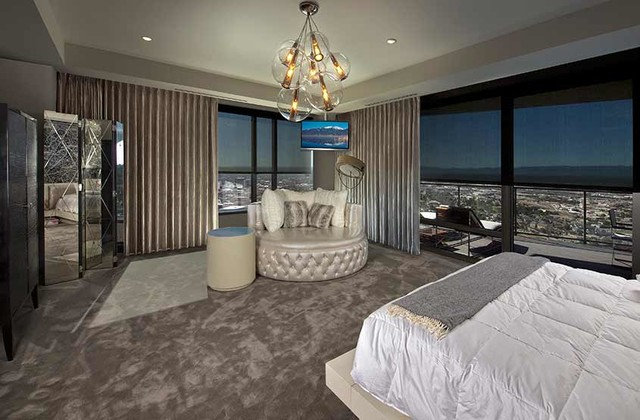 bedroom led lights four seasons condo contemporary bedroom denver by 10513
