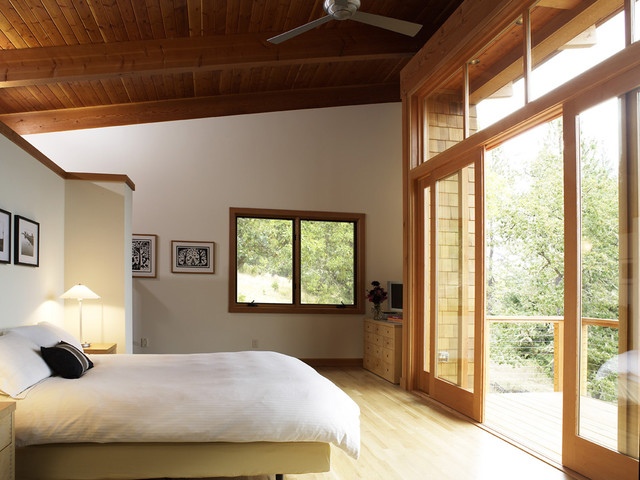 Fox Hollow Residence rustic-bedroom