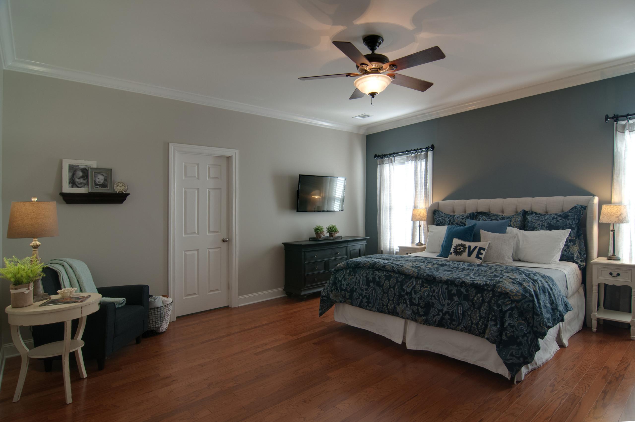 Franklin Bedroom Refresh