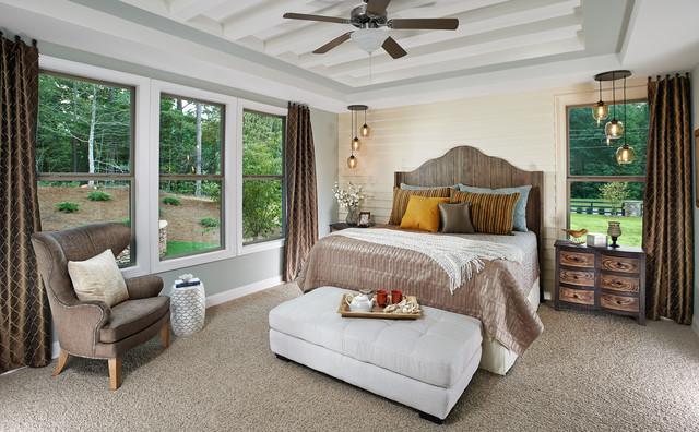 Franklin Plan at Lake Ridge at Tega Cay | Charlotte, NC traditional-bedroom