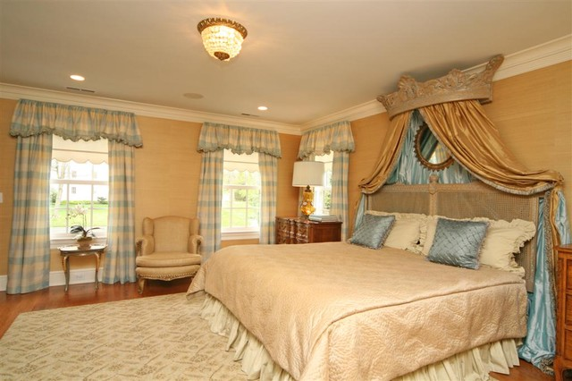 French Country Bedroom traditional-bedroom