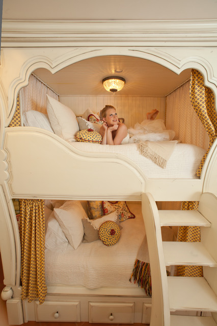 French Country Bunk Bed
