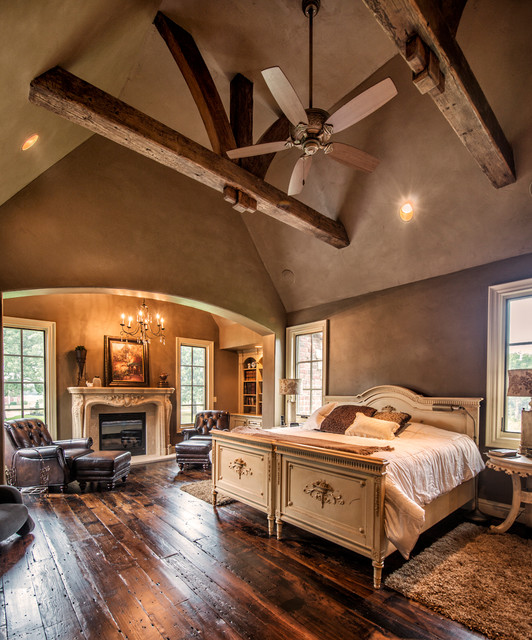 French country custom springfield mo for Classic french bedroom