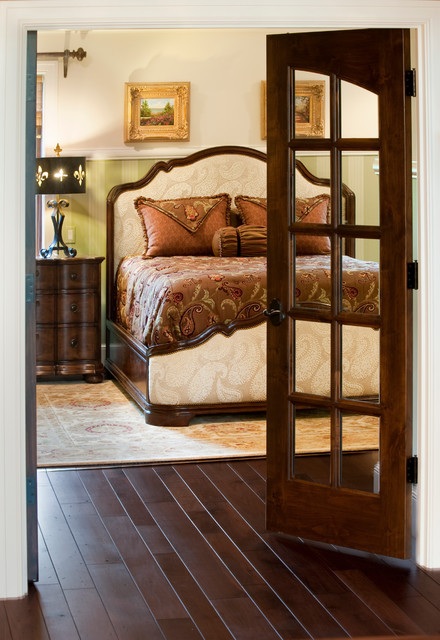 French Country Inspired Charmer Mediterranean Bedroom