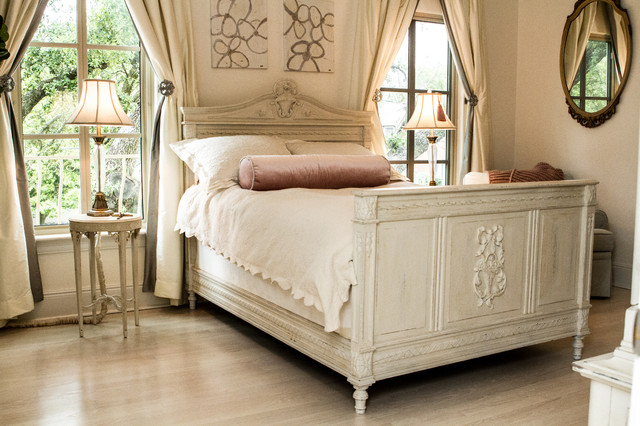 French country master bedroom retreat shabby chic style for French country master bedroom
