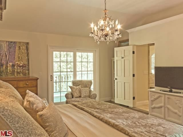 French Country Renovation Master Bedroom Woodland Hills Ca Traditional Bedroom Los