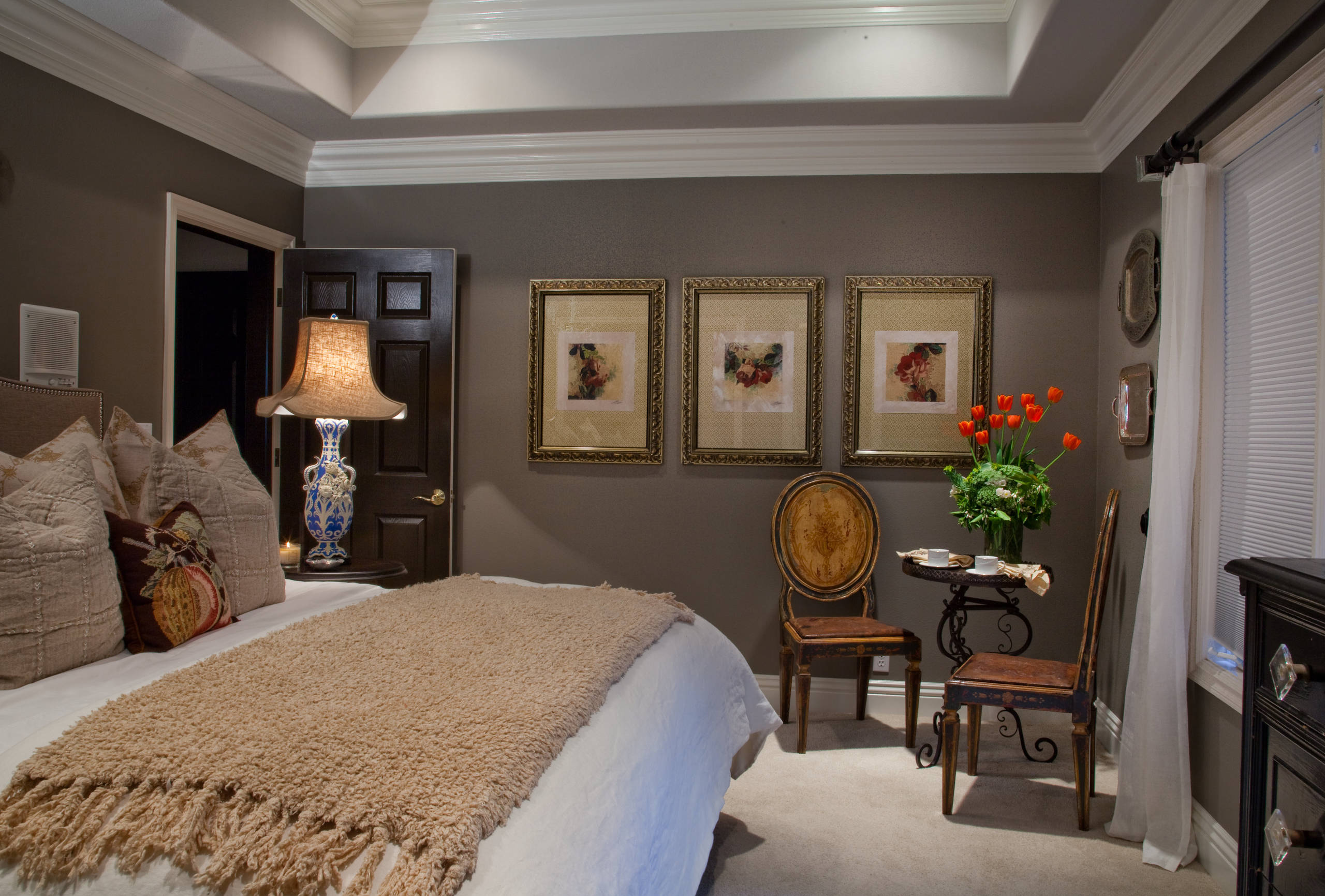 French Guest Room Suite for Vicki Gunvalson of the RHOC