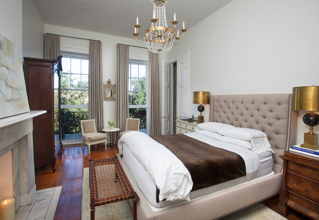 French Quarter Bachelor S Lair Traditional Bedroom
