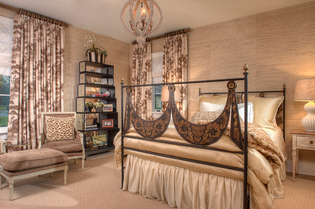 French Reclaimed Treasure transitional-bedroom