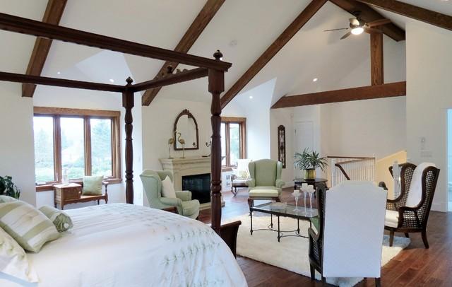 Frenchflair traditional-bedroom