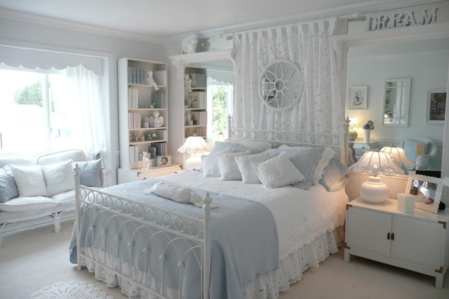 Elegant Bedroom Designs Teenage Girls frenchflair - traditional - bedroom - vancouver