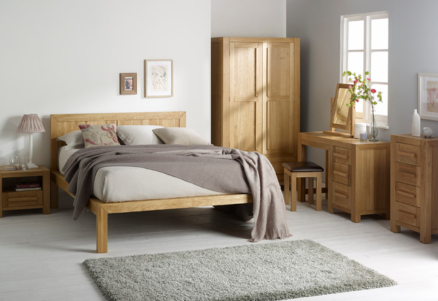 At Home Furniture Land, we aim to bring you the best in both quality and value. Our solid oak furniture has been carefully selected and sourced, so why buy from expensive department stores when our oak furniture is guaranteed superior in quality at a fraction of the price?