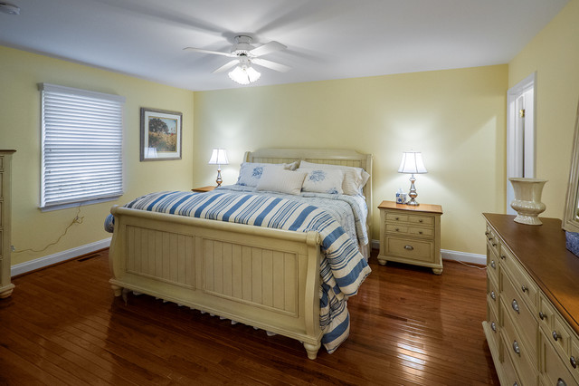 Fresh New Look traditional-bedroom