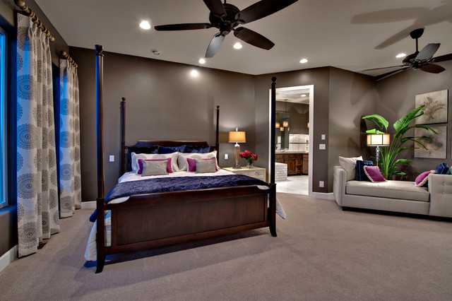 Fringe Design contemporary-bedroom