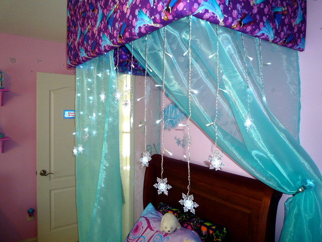 Frozen Themed Bedroom Eclectic Bedroom Other By
