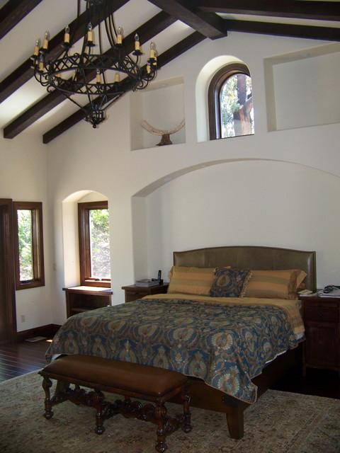 Fryer Bedroom mediterranean-bedroom