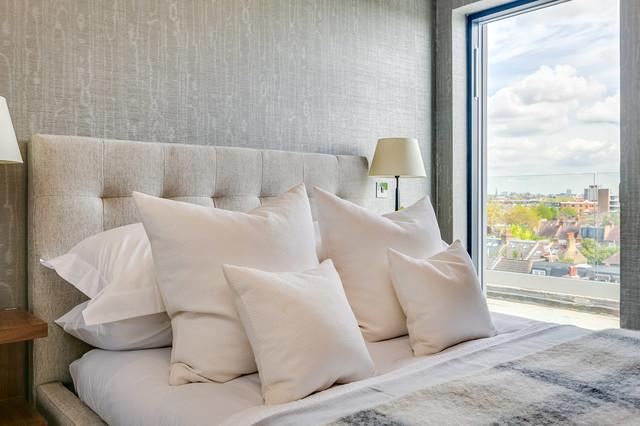 Fulham Penthouse camera-da-letto